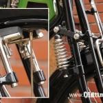 004 1913, Excelsior - hamulec w kole przednim