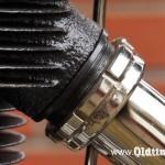 008 1913, Excelsior - gniazdo rury wydechowej