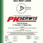 iso 9001-2008 wersja polska