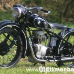 1940, BMW R23, 247 ccm, 10 PS 123