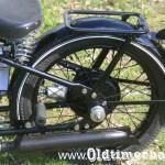 1940, BMW R23, 247 ccm, 10 PS 125