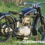 1940, BMW R23, 247 ccm, 10 PS 136