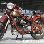 1953, Nimbus model Spezial, 746 ccm, 22 KM 101