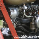 1953, Nimbus model Spezial, 746 ccm, 22 KM 102