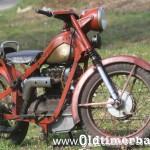 1953, Nimbus model Spezial, 746 ccm, 22 KM 118