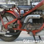 1953, Nimbus model Spezial, 746 ccm, 22 KM 122