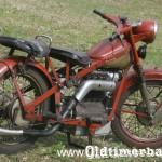 1953, Nimbus model Spezial, 746 ccm, 22 KM 129