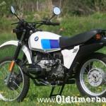 1987, BMW R80 G-S, 797 ccm, 50 PS 115