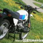 1987, BMW R80 G-S, 797 ccm, 50 PS 129