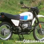 1987, BMW R80 G-S, 797 ccm, 50 PS 130