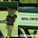 1927, Royal Enfield, 348 ccm, 10 PS 118