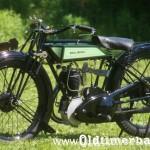 1927, Royal Enfield, 348 ccm, 10 PS 124