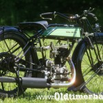 1927, Royal Enfield, 348 ccm, 10 PS 127