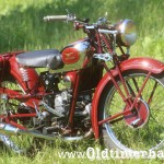 1934, Moto-Guzzi model PE 250, 250 ccm, 13,5 PS 01