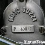 1934, Moto-Guzzi model PE 250, 250 ccm, 13,5 PS 14