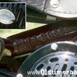 1934, Moto-Guzzi model PE 250, 250 ccm, 13,5 PS 16