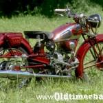 1934, Moto-Guzzi model PE 250, 250 ccm, 13,5 PS 24