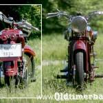 1934, Moto-Guzzi model PE 250, 250 ccm, 13,5 PS 25