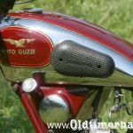1934, Moto-Guzzi model PE 250, 250 ccm, 13,5 PS 32