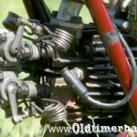 1934, Moto-Guzzi model PE 250, 250 ccm, 13,5 PS 34