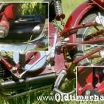 1934, Moto-Guzzi model PE 250, 250 ccm, 13,5 PS 36