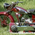 1934, Moto-Guzzi model PE 250, 250 ccm, 13,5 PS 38