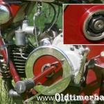 1934, Moto-Guzzi model PE 250, 250 ccm, 13,5 PS 39