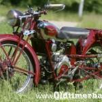 1934, Moto-Guzzi model PE 250, 250 ccm, 13,5 PS 42