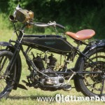 1920, Wanderer model 616, 616 ccm, 10 PS 33