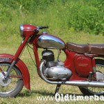 1960, JAWA model 353, 248,5 ccm, 12 PS 27