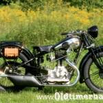 1935, NSU model 501 TS, 494 cc, 11 KM, 100 km-h 10