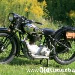 1935, NSU model 501 TS, 494 cc, 11 KM, 100 km-h 42