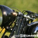 1935, NSU model 501 TS, 494 cc, 11 KM, 100 km-h 50