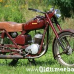 1962, WFM model M06-125, 123 cc, 4,5 KM 01