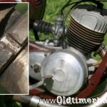 1962, WFM model M06-125, 123 cc, 4,5 KM 14