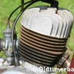 1962, WFM model M06-125, 123 cc, 4,5 KM 15