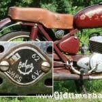 1962, WFM model M06-125, 123 cc, 4,5 KM 20