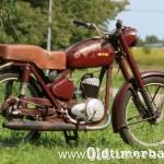 1962, WFM model M06-125, 123 cc, 4,5 KM 23