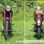 1962, WFM model M06-125, 123 cc, 4,5 KM 28