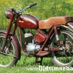1962, WFM model M06-125, 123 cc, 4,5 KM 29