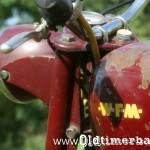 1962, WFM model M06-125, 123 cc, 4,5 KM 30