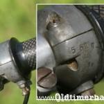 1962, WFM model M06-125, 123 cc, 4,5 KM 36