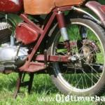1962, WFM model M06-125, 123 cc, 4,5 KM 38