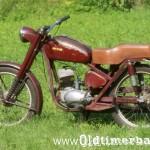 1962, WFM model M06-125, 123 cc, 4,5 KM 42