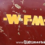 1962, WFM model M06-125, 123 cc, 4,5 KM 44