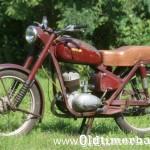 1962, WFM model M06-125, 123 cc, 4,5 KM 45