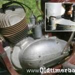 1962, WFM model M06-125, 123 cc, 4,5 KM 53