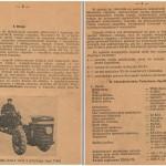Instrukcja obsługi jednoosiowego ciągnika Dzik-2 Str 02