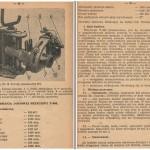 Instrukcja obsługi jednoosiowego ciągnika Dzik-2 Str 06