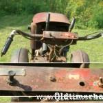 1965, DZIK-2, 372 cc, 8,5 KM 21